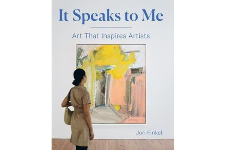 It Speaks to Me - Art that Inspires Artists