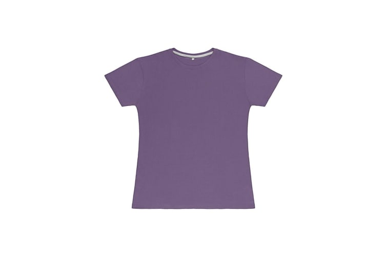 SG Womens/Ladies Perfect Print Tee (Aster Purple) (L)