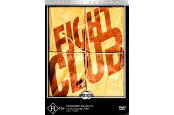 Fight Club Special Edition - Region 4 Rare- Aus Stock DVD PREOWNED: DISC LIKE NEW