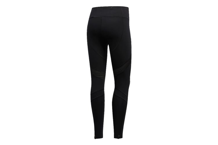 Adidas Women's How We Do Long Tights (Black, Size XS)