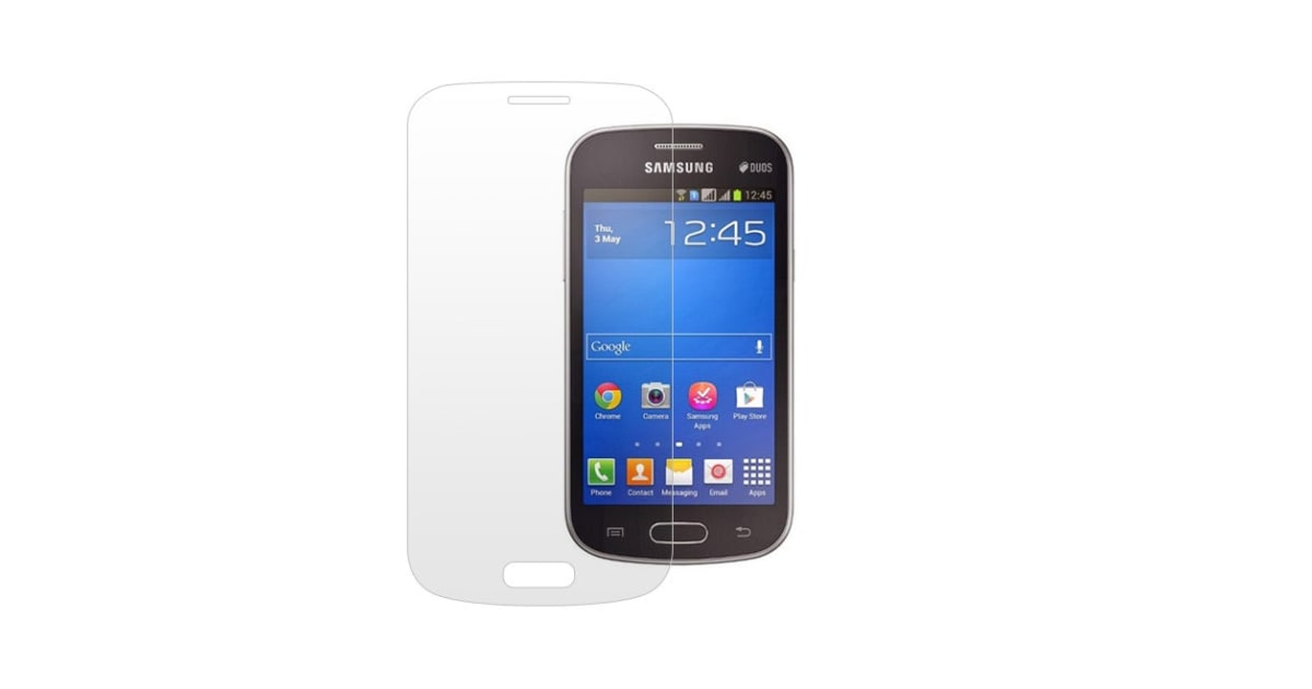 Screen protector for samsung galaxy trend lite duos - Protection galaxy trend lite ...