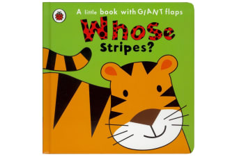 Whose Stripes? by Ladybird