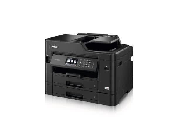 Brother J5730DW A3 Inkjet MFC Wireless, 2nd Tray, 9.3cm Touch Screen, 1 Yr Warranty