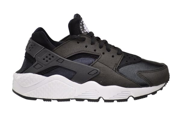 wholesale dealer a23ab de5ae Nike Women s Air Huarache Run Running Shoe (Black White, Size 6) - Kogan.com