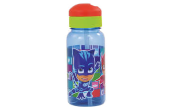 PJ Masks Official Twist Water Bottle (Multicoloured) (414ml)