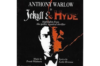 Jekyll & Hyde- Frank Wildhorn, Leslie Bricusse  BRAND NEW SEALED MUSIC ALBUM CD