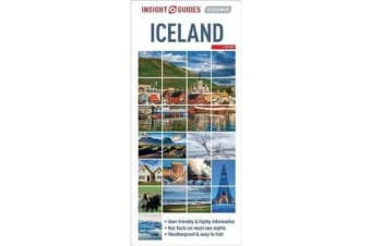 Insight Guides Flexi Map Iceland