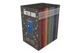 Doctor Who - Time Lord Fairy Tales Slipcase Edition