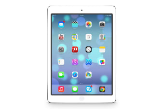 Apple iPad Air (16GB, Wi-Fi, Silver)