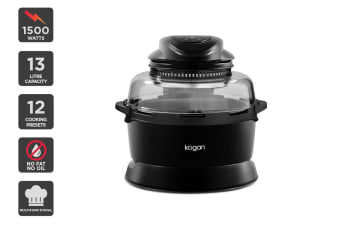 Kogan 12-in-1 1500W Air Fryer Oven