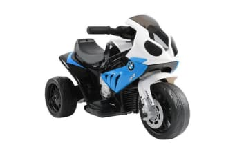 BMW Motorbike Electric Toy (Blue)