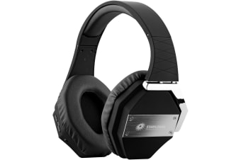Ifidelity Optimus Bluetooth Headphones (Solid Black)