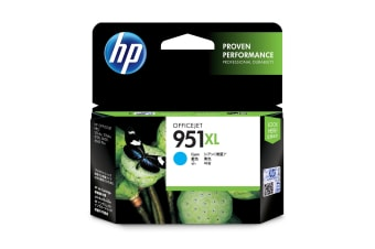 HP 951XL Original Cyan 1 pc(s)