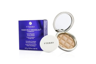 By Terry Terrybly Densiliss Compact (Wrinkle Control Pressed Powder) - # 2 Freshtone Nude 6.5g