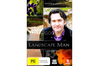 Landscape Man - Series Region All Rare- Aus Stock DVD NEW