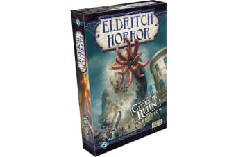 Eldritch Horror: Cities of Ruin