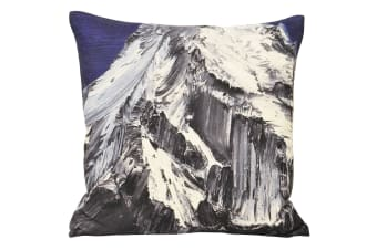Riva Home Everest Cushion Cover (Blue) (45x45cm)
