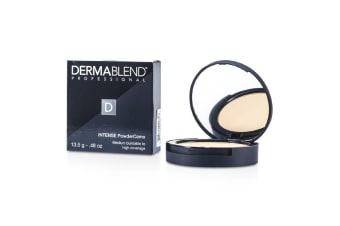 Dermablend Intense Powder Camo Compact Foundation (Medium Buildable to High Coverage) - # Suntan 13.5g