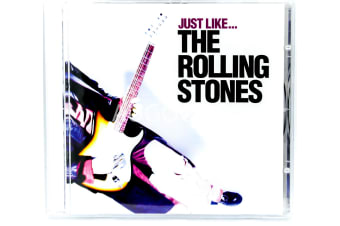 Just Like... The Rolling Stones BRAND NEW SEALED MUSIC ALBUM CD - AU STOCK