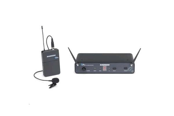 SAMSON Concert 88 Lapel Presentation wireless system