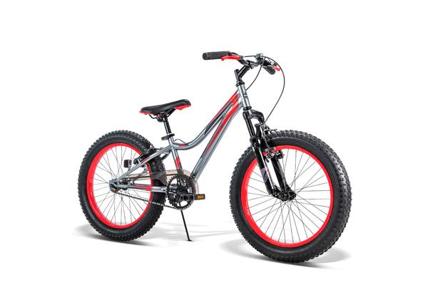 Dick Smith Huffy 20 Inch Kids Bike Red And Black Scooters