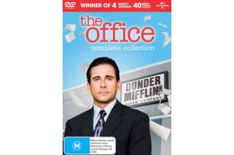 The Office An American Workplace Seasons 1-9 DVD Region 4