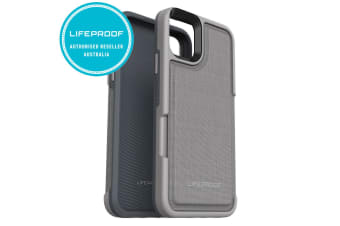 LifeProof Wallet Case Cover w/Card Slot f/ Apple iPhone 11 Pro Max Cement Surfer