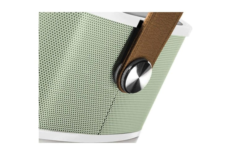 Lava BrightSounds 2 Wireless Bluetooth Speaker/LED Lamp/Powerbank Charger Green
