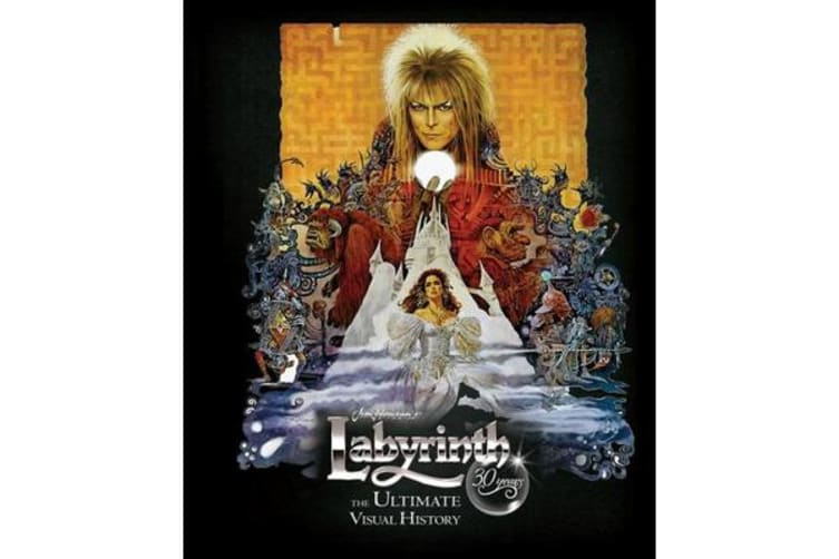 Labyrinth - The Ultimate Visual History