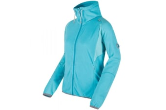 Regatta Womens/Ladies Mons III Lightweight Full Zip Fleece (Horizon) (10 UK)