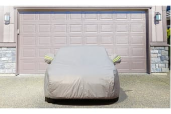 Double thicker waterproof car cover 3XXL