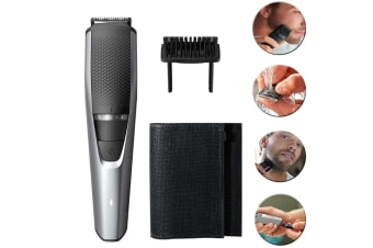 Philips BT3216 Rechargeable/Cordless Beard Trimmer/Body Hair Groomer/Clipper