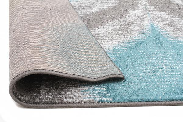 Lucid Dream Modern Rug Blue 290x200cm