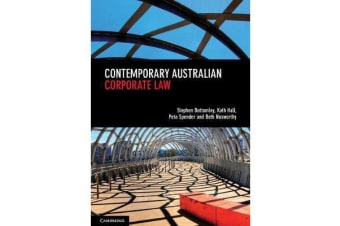 Contemporary Australian Corporate Law