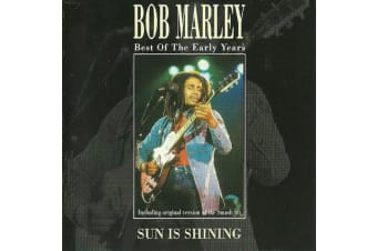 Bob Marley – Best Of The Early Years BRAND NEW SEALED MUSIC ALBUM CD
