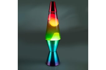 Rainbow Diamond Lava Lamp