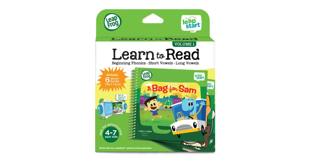 Leapfrog in gadgets toys video games educational learning on leapfrog leapstart learn to read boxset 1 gumiabroncs Gallery