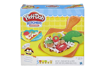 PlayDoh Pizza Party Set