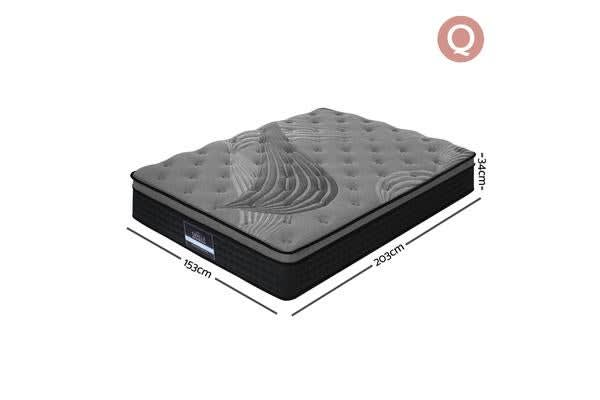 Queen Size Spring Foam Mattress Top