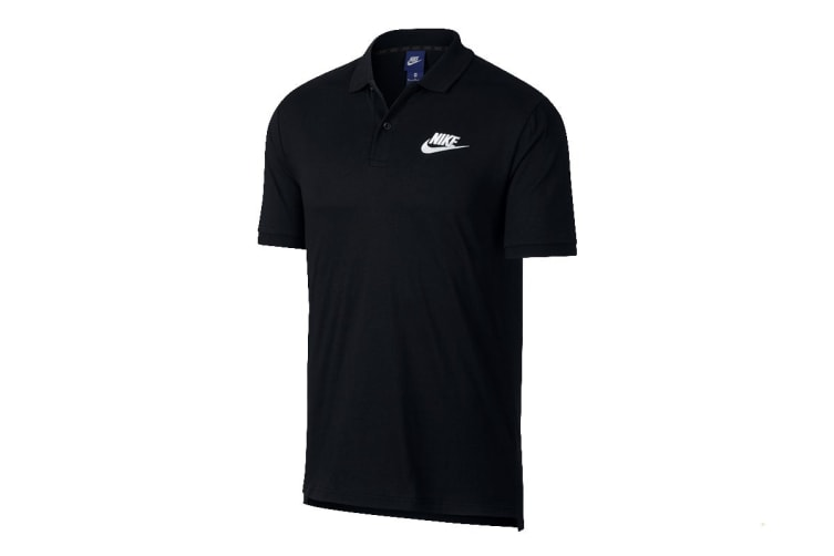 Nike Matchup Men's SS Polo (Black, Size L)