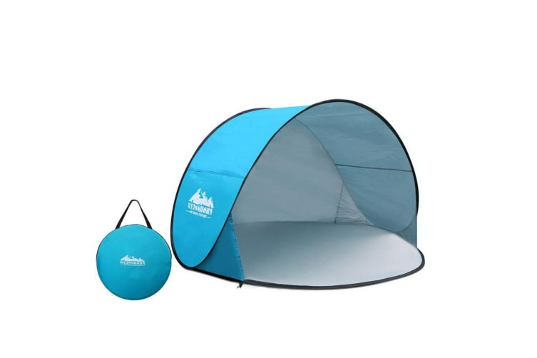 Pop Up Camping Tent Beach Portable Hiking Sun Shade Shelter Fishing