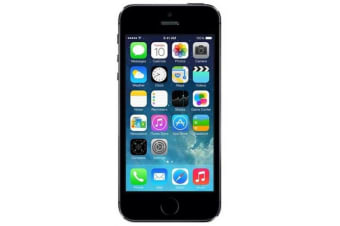 Apple iPhone 5S 16GB Space Grey (Local Warranty, Refurbished - FAIR GRADE)
