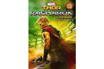 Marvel - Thor: Ragnarok Movie Novel