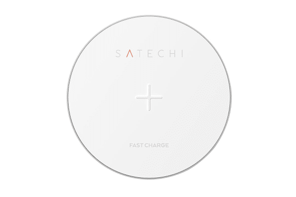 Satechi Fast Wireless Charger (Silver)