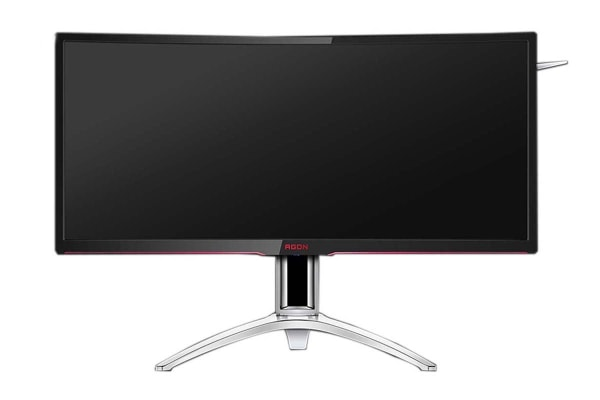 "AOC AGON 35"" 3440x1440 WQHD Curved Gaming Monitor with G-Sync (AG352UCG)"