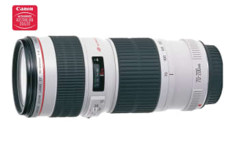 Canon EF 70-200mm f/4L USM Lens with 67mm Diameter to suit Lens Hood ET-74 (EF70-20040L)