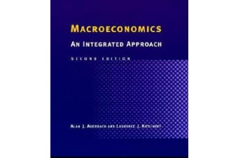 Macroeconomics - An Integrated Approach