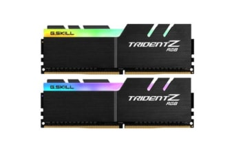 G.SKILL Trident Z RGB F4-3200C16D-16GTZRX for AMD Ryzen & Threadripper 16GB  (2 x 8GB) DDR4 3200Mhz