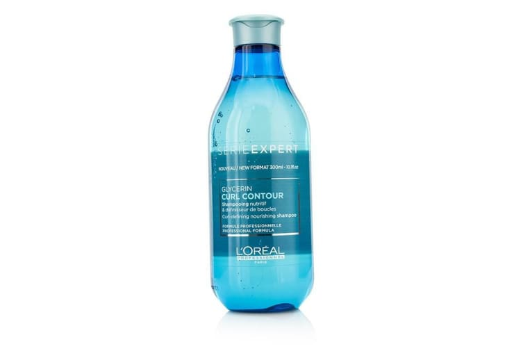 L'Oreal Professionnel Serie Expert - Curl Contour Glycerin Curl-Defining Nourishing Shampoo 300ml/10.1oz
