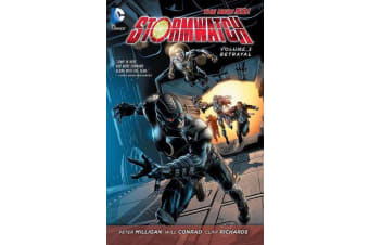 Stormwatch Vol. 3 (The New 52)